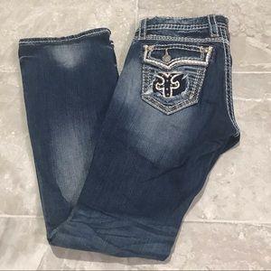 Rock Revival Kai Boot Cut Jean